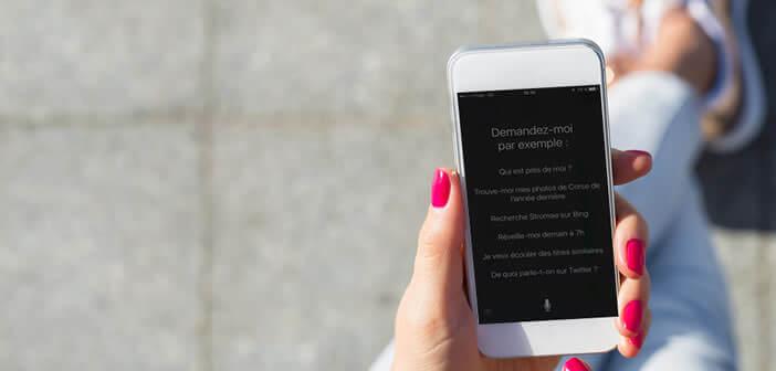 Deux méthodes pour bloquer l'assistant virtuel Siri