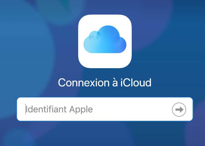 Retrouver un message dans une sauvegarde iCloud