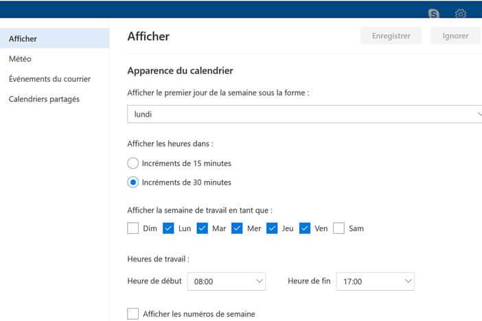 Sauvegarder les données du calendrier de Gmail dans un fichier ics