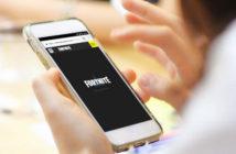 Comment installer Fortnite sur un smartphone Android