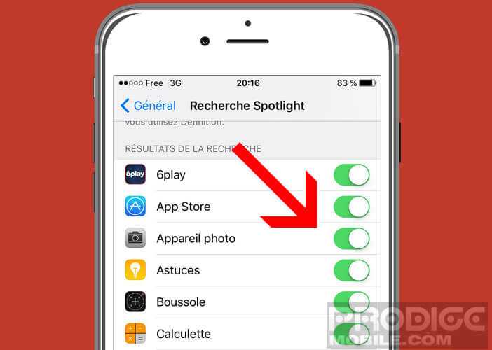Bloquer l'indexation automatique des documents sur Spotlight