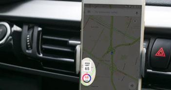 Ajouter un compteur de vitesse sur l'interface de Google Maps