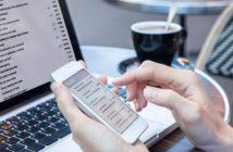 Supprimer tous les e-mails d'un iPhone en un clic