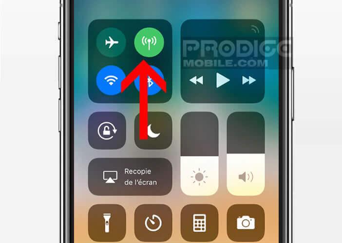 Modifier les paramètres réglages réseaux de votre iPhone