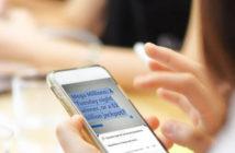 Traduire des textes capturés via l'appli photos de son mobile