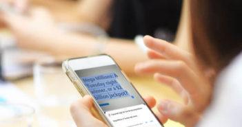 Traduire des textes à la volée dans Google Lens