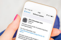 Guide pour installer une version bêta d'iOs sur un iPhone