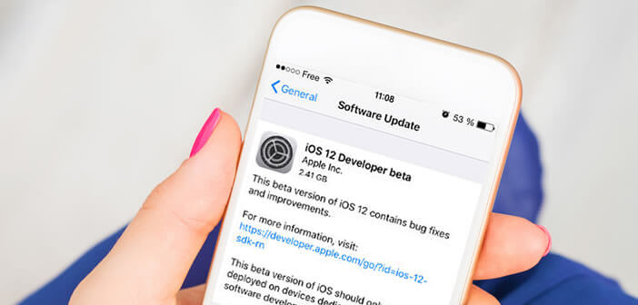 Apprenez à installer une pré-version de iOs sur un iPhone
