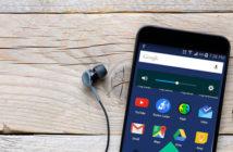 Empêcher les boutons de volume de contrôler la sonnerie d'Android