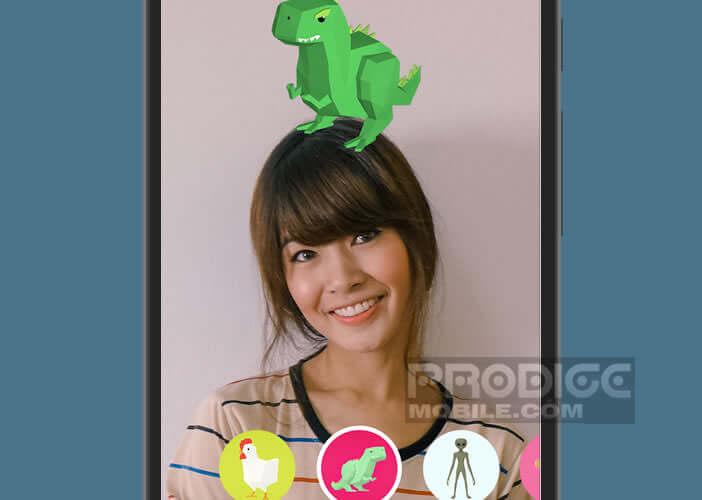 Capturer de courtes séquences vidéo depuis votre mobile Android
