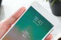 Afficher la météo sur l'écran de verrouillage de l'iPhone