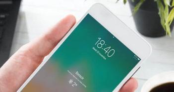 Prévisions météo sur l'écran de verrouillage de l'iPhone