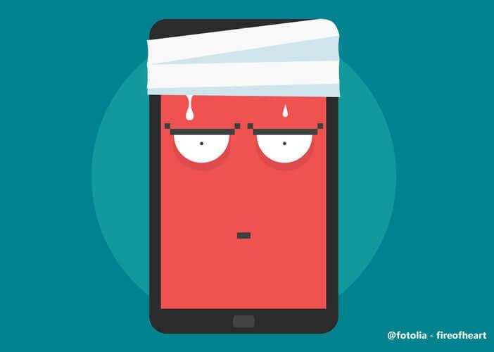 Eviter le coup de chaud à votre smartphone Apple