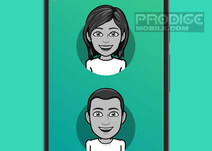 Créer un avatar façon bande dessinée