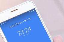 Découvrez comment masquer des icônes de la barre d'état d'Android