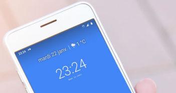 Masquer les icônes de la barre d'état de votre mobile Android