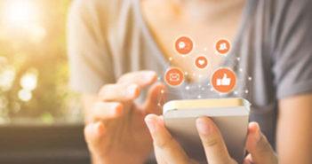 Personnaliser l'affichage du menu Partager sur un mobile Android