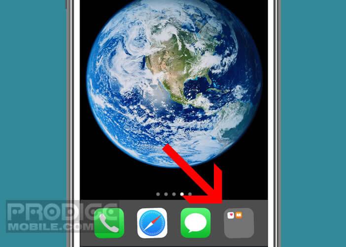 Augmenter le nombre d'emplacements d'icônes disponibles pour le dock