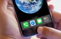 Insérer davantage d'icônes d'applis dans le dock de l'iPhone