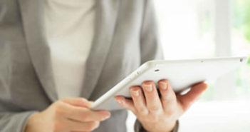 Application pour envoyer des SMS depuis une tablette iPad