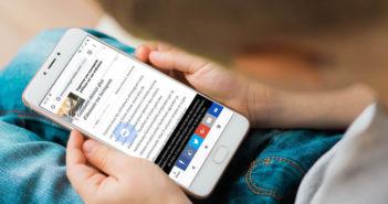 Activer la navigation par glissement sur le navigateur Chrome pour Android