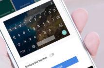 Comment changer l'apparence du clavier Gboard de Google