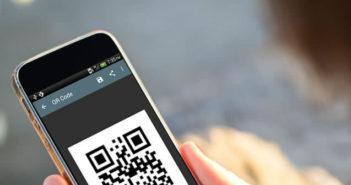 Connectez-vous à un réseau Wi-Fi à l'aide du scan d'un code QR