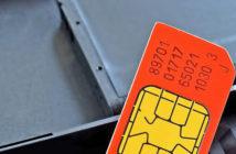 Débloquer une carte SIM à l'aide du code PUK