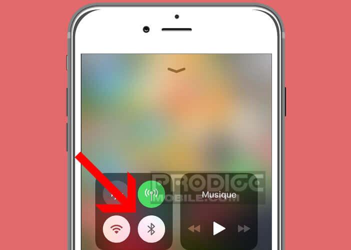 2228f0a07 Pourquoi le Wi-Fi et le Bluetooth de mon iPhone se rallume tout seul