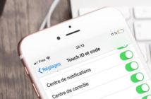 Supprimer les données d'un iPhone après 10 mots de passe erronés