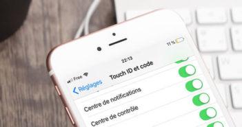 Effacer automatiquement toutes les données de l'iPhone en cas de vol