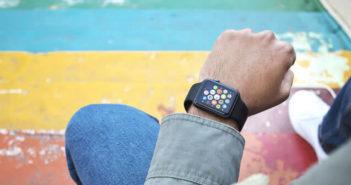 Configurer votre Apple Watch à l'aide d'une sauvegarde