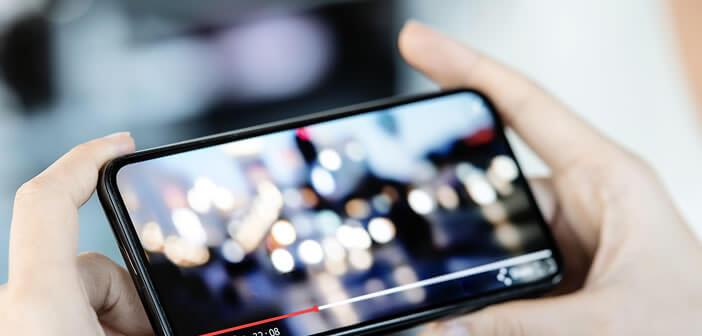 Connecter à un iPhone à une TV avec un câble ou AirPlay