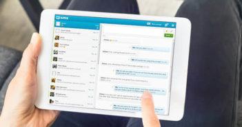 Rédiger et envoyer des SMS directement depuis une tablette Android