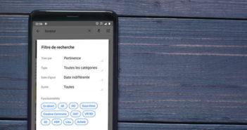 Affinez votre recherche de vidéos sur YouTube à l'aide de filtres