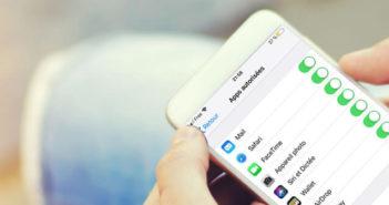 Gérer et bloquer l'accès à vos applications iPhone