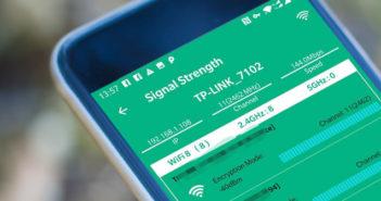 Evaluer la puissance des ondes radio de sa connexion Wi-Fi