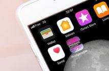 Ajouter un raccourci vers un site sur la page d'accueil d'un iPhone