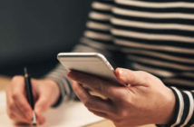 Consulter et prendre des notes sans déverrouiller son iPhone
