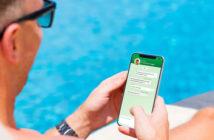 WhatsApp : citer le message d'un contact dans votre réponse