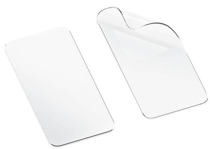 Film plastique pour protéger le smartphone des rayures