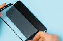 Quel filtre acheter pour protéger l'écran de son smartphone