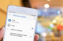 Comment utiliser le mode invité sur un téléphone Android