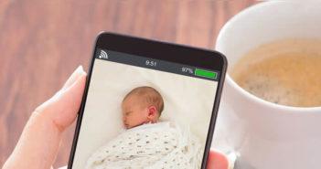 Surveiller vos enfants à l'aide de ce babyphone pour Android