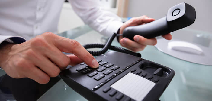 Bloquer les appels indésirables passés sur la ligne fixe de la Freebox