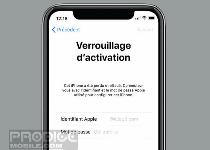 Solution de déblocage gratuit d'iPhone