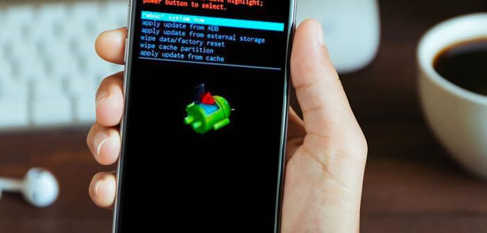 Apprendre à lancer le mode recovery sur un smartphone Android