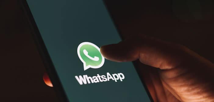Protéger l'accès à WhatsApp avec une empreinte digitale