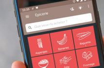 Créer une liste de courses sur son smartphone Android