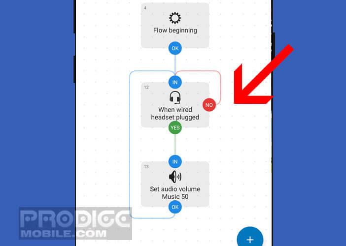 Mettre en place une routine pour ajuster automatiquement le volume de son smartphone
